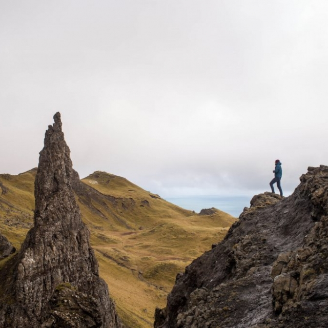 Old Man of Storr, Portree, Isle of Skye